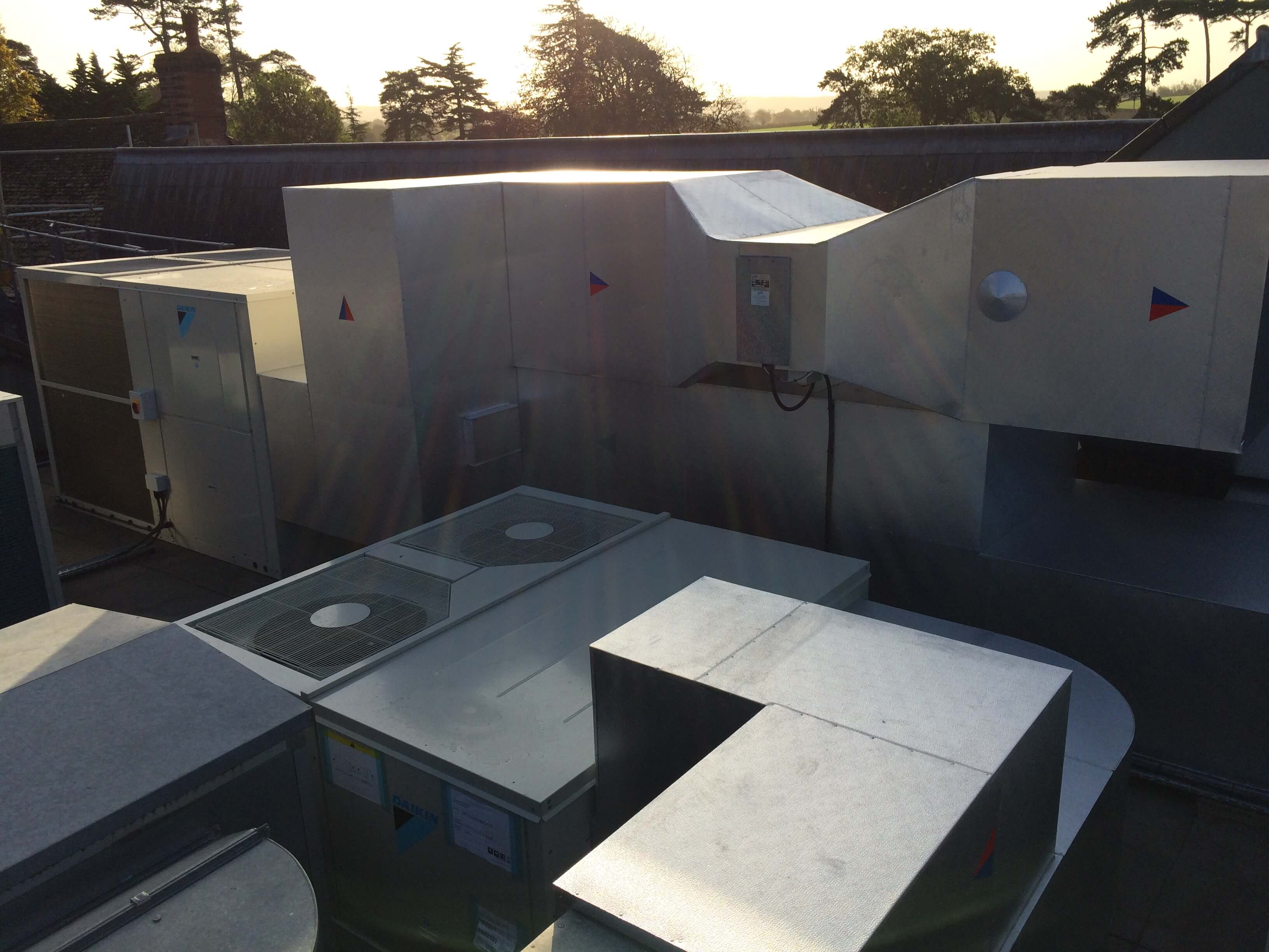Ventilation service